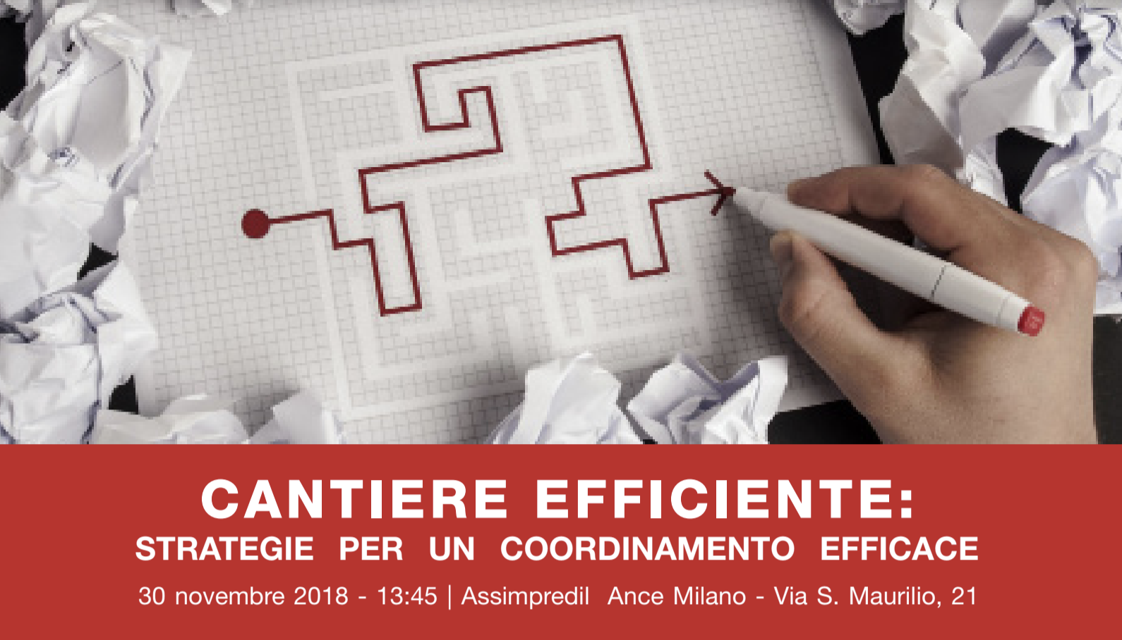Cantiere efficiente: strategie per un coordinamento efficace 2018